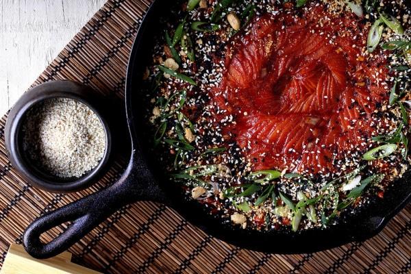sweet potato gochujang