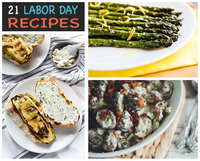 21 Vegan Recipes for Labor Day