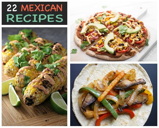 vegan mexican recipes