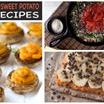 vegan sweet potato recipes
