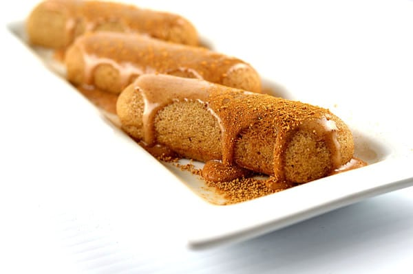 Apple Cider Donut Twinkies