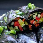 Raw Vegan Nori Wraps