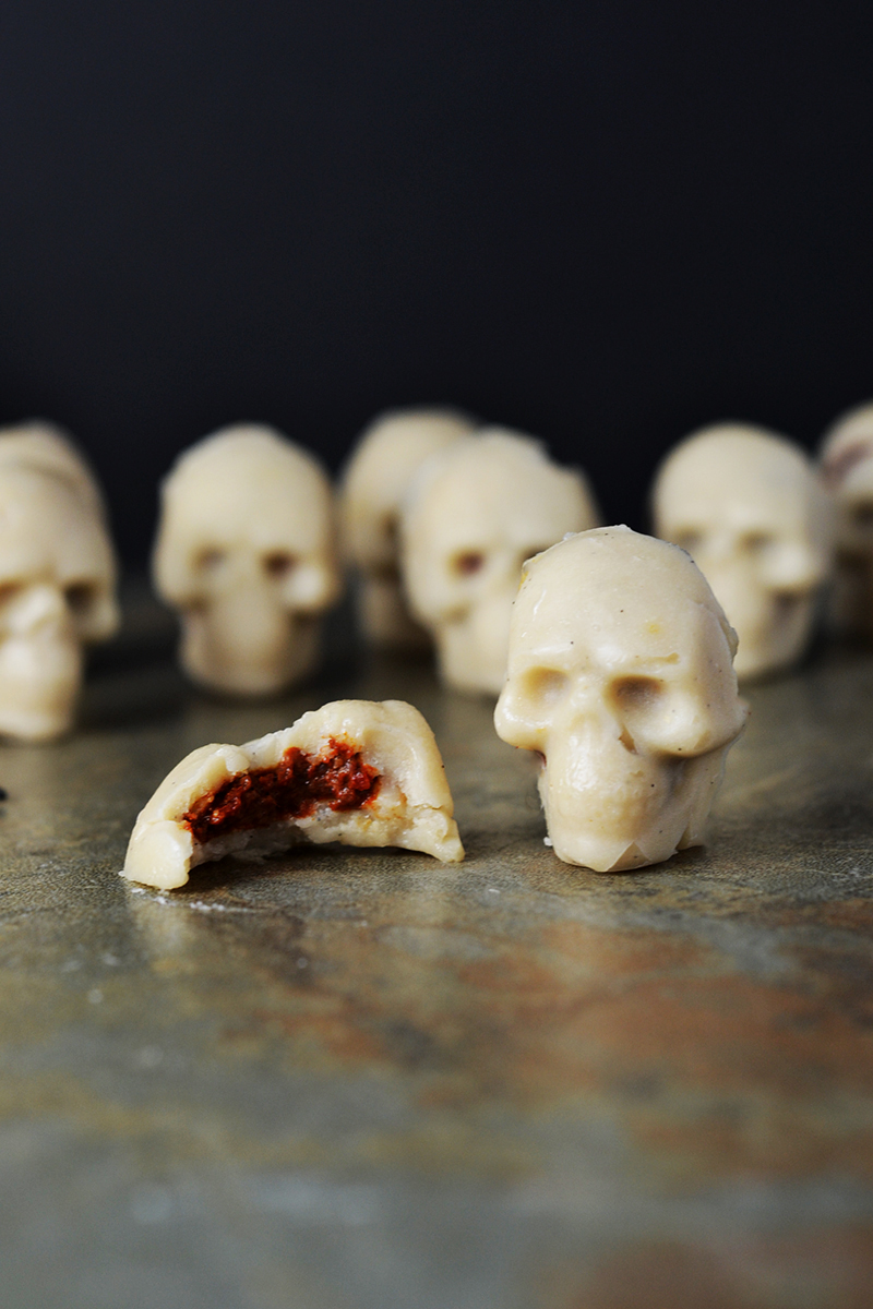 Raw Candy Skull Crushers