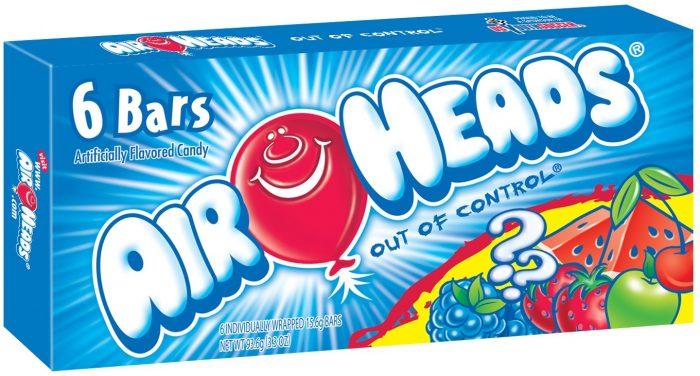 airheads vegan candy