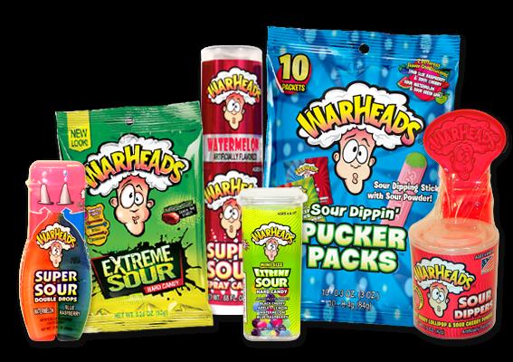 warheads candy vegan
