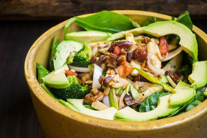 Marinated-Vegetable-Salad