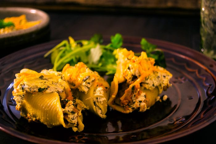 Vegan-Pumpkin-Stuffed-Shells