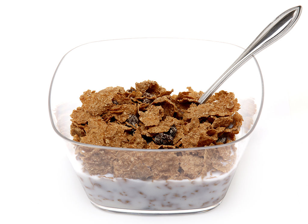 is raisin bran vegan