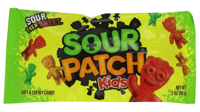 sour patch kids vegan
