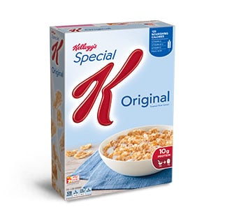 Is Special K Vegan?