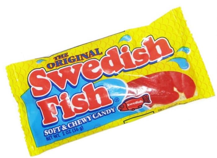 are swedish fish vegan vegan food lover