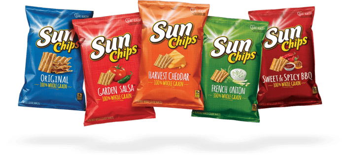 sun chips They are easy on the environment, but hard on your ears noisy bags have  prompted a backlash against an eco-friendly potato chip brand.