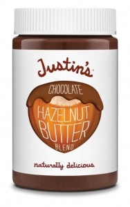 chocolate hazelnut spread - is nutella vegan