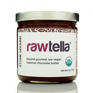 rawtella - is nutella vegan