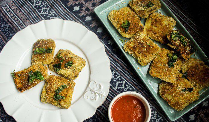 toasted-vegan-ravioli