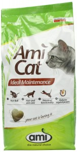 vegan cat food Ami Cat