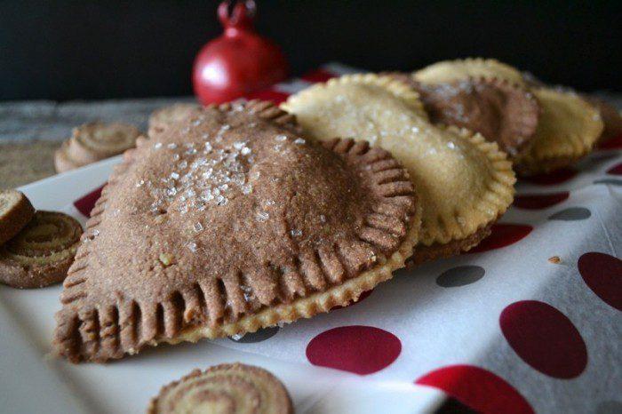 Cherry, Chocolate and Almond Ricotta Hand Pies