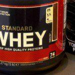 is whey protein vegan