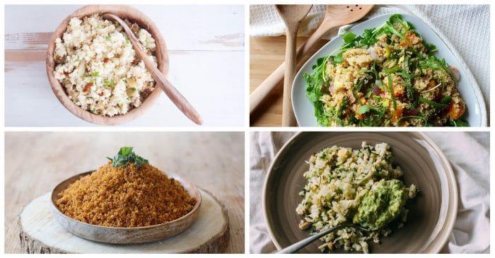 vegan couscous recipe