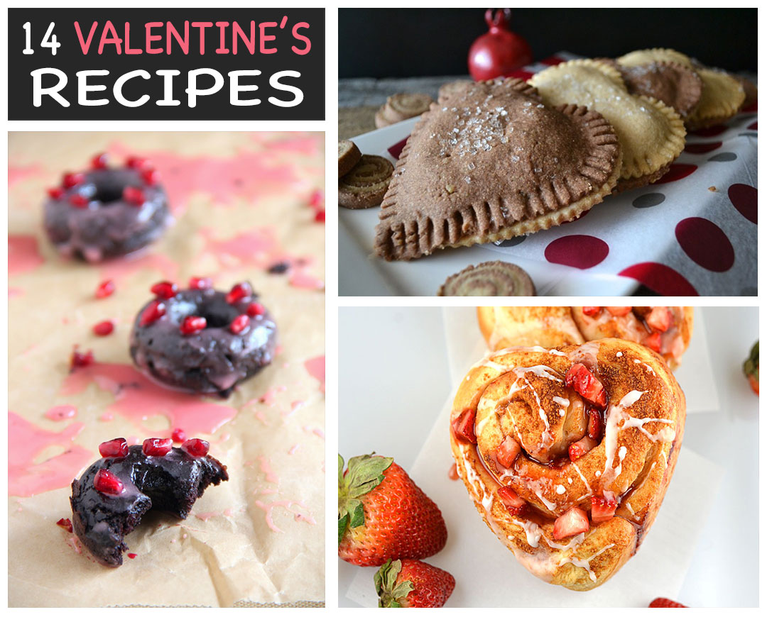 14 Vegan Recipes for Valentine's Day