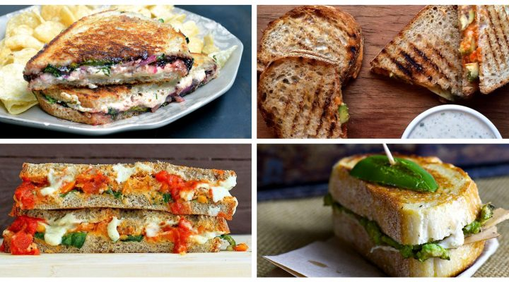 14 Gourmet Grilled Cheese Recipes