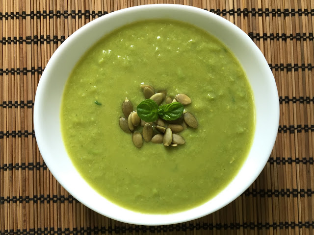 3 Ingredient Pea Soup