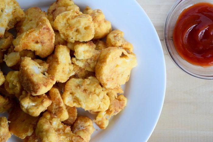 Cauliflower Nuggets