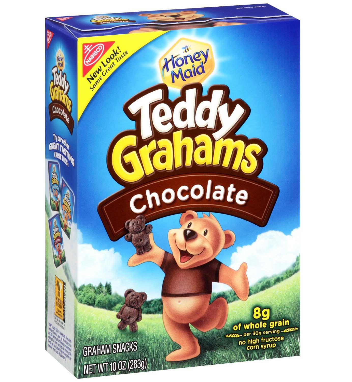 Teddy Grahams Vegan