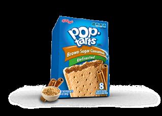 brown sugar pop tarts vegan