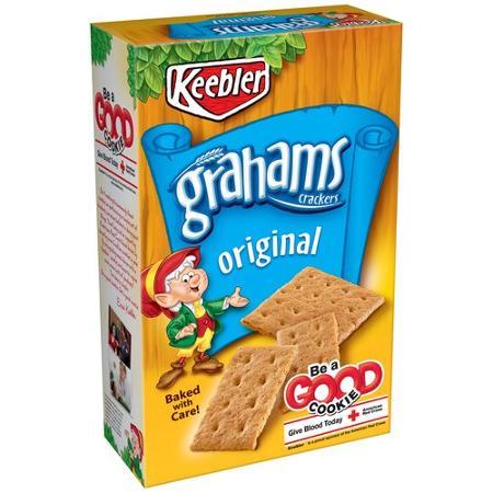 keebler graham crackers vegan
