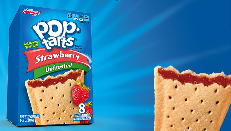 pop tarts vegan