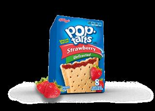 strawberry pop tarts vegan