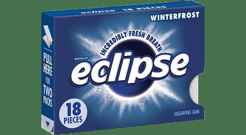 Eclipse vegan gum