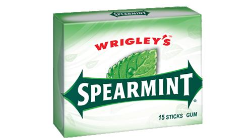 wrigley's gum vegan