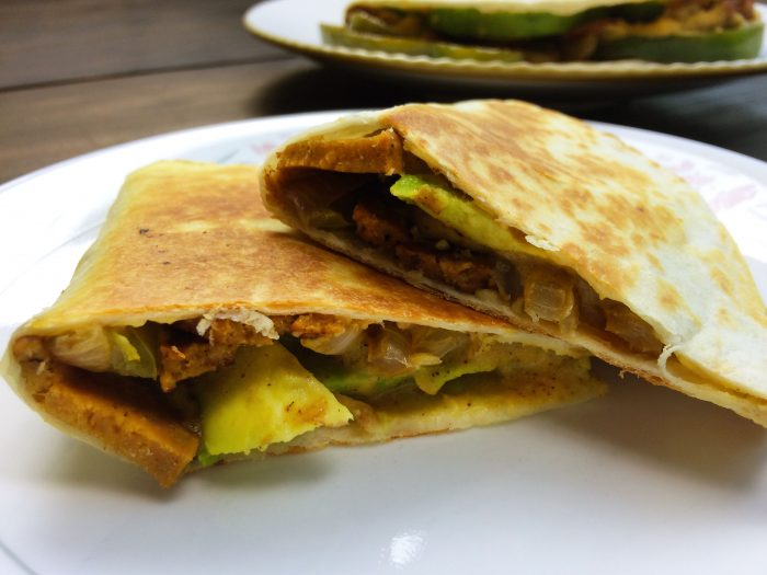 6-vegan-cheesesteak-quesadillas-nacho-cheese-sauce