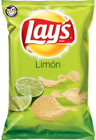 lays-limon vegan