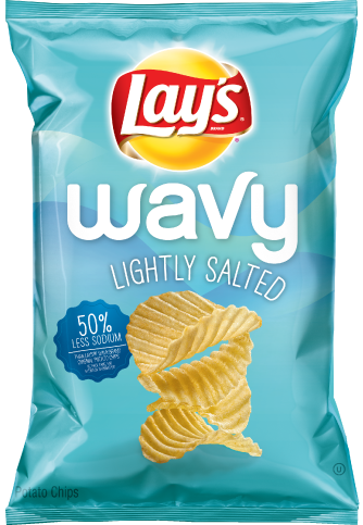 lays-wavy-lightly-salted vegan