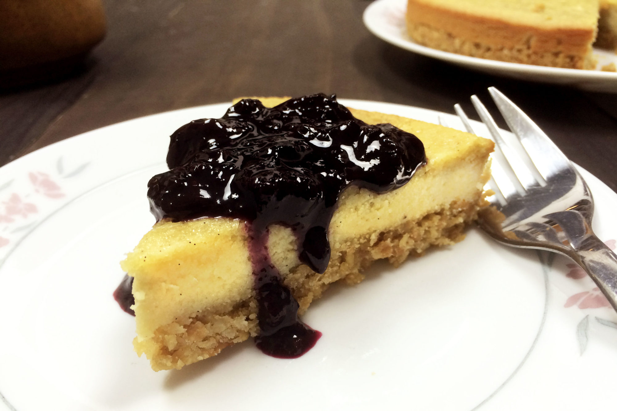 cashew cheesecake recipe