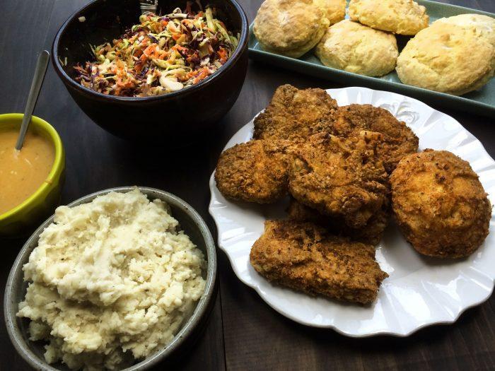 vegan kfc recipe