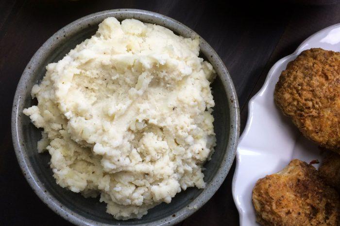 vegan-kfc-family-feast-4