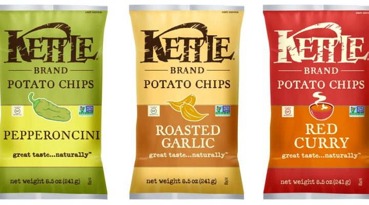 Are Kettle Chips Vegan?