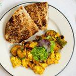 perfect tofu scramble