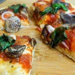 vegan neapolitan pizza