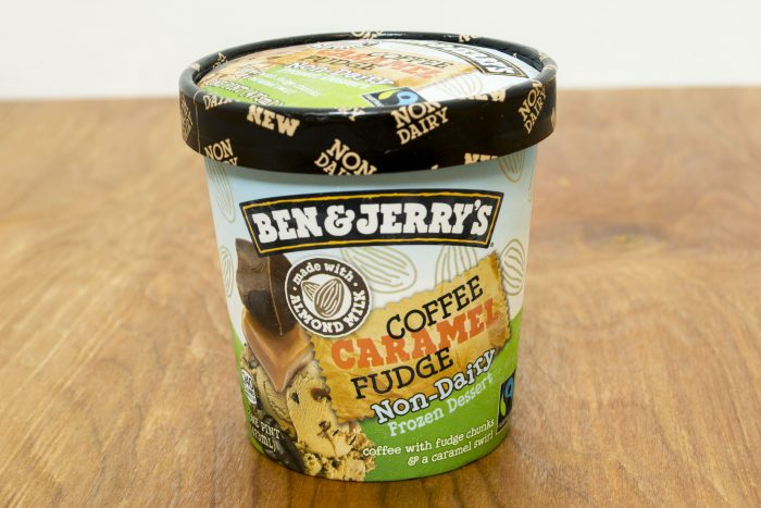 ben and jerry's vegan ice cream coffee