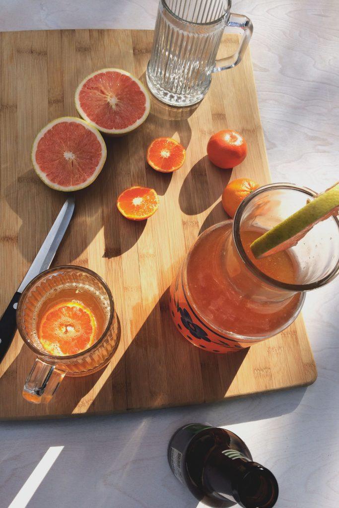 citrus ipa punch