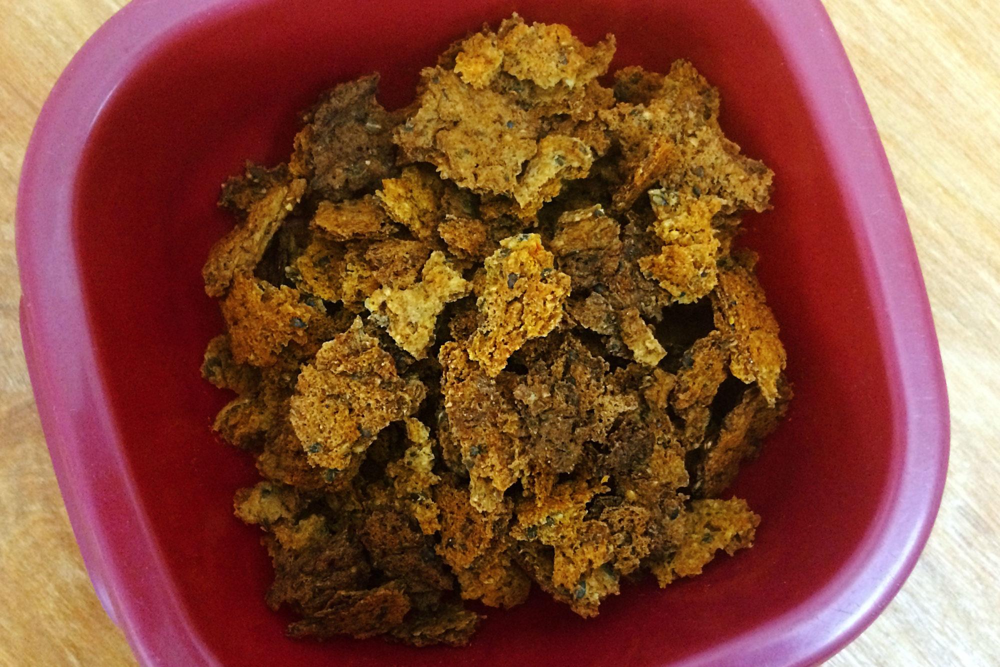 dry vegan dog food