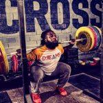 kendrick farris vegan weightlifter
