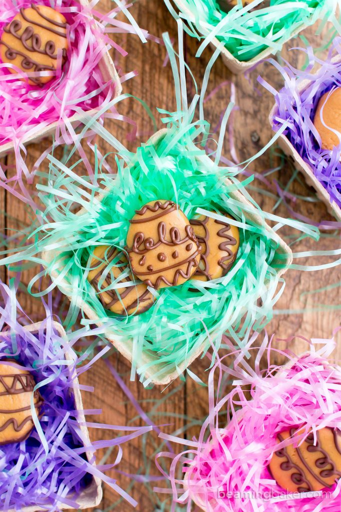 5 Ingredient Chocolate Peanut Butter Eggs