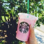 starbucks secret pink drink vegan