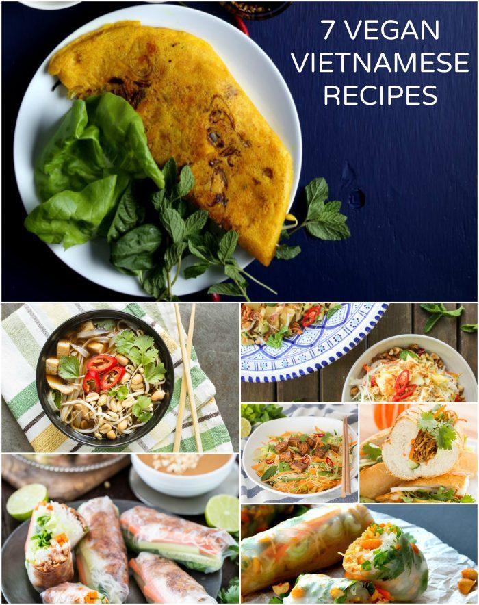 vegan vietnamese recipes